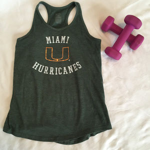 University of Miami Tank Top